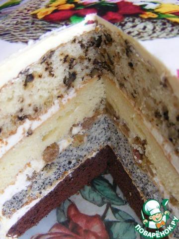 торт встреча фото и рецепт