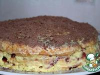 """Торт """"Фа и соль"""" - кулинарный рецепт"""