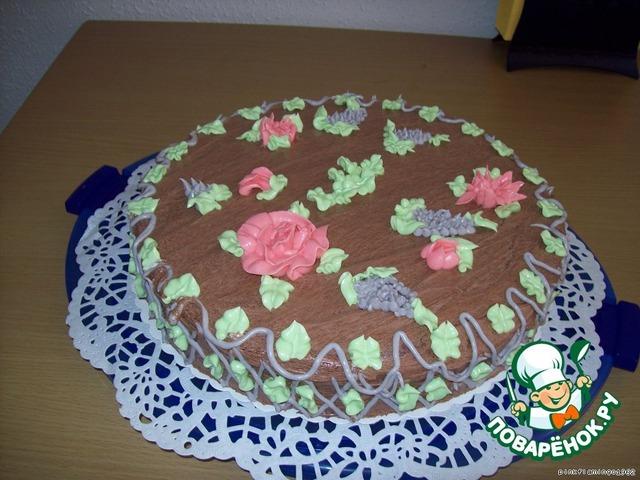 Торт ёжик без выпечки фото 3