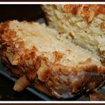 Кокосовый кекс на кефире