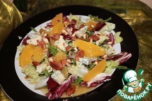 Рецепт Необычный салат
