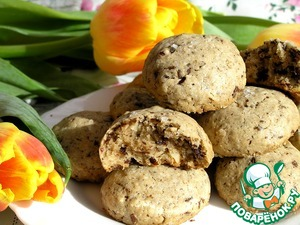 Рецепт Шоколадное печенье с солью от Армана Арналя