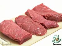 Бастурма из говядины ингредиенты