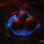 Пылающие яблоки