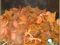 Солянка мясная ингредиенты