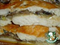 Куриная  слойка - кулинарный рецепт