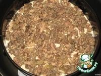 Пирог рыбный «Ленивый» ингредиенты