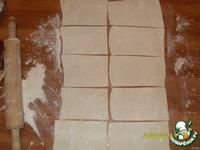 """Шоколадная слоечка """"Каприз"""" ингредиенты"""