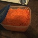 Корейская морковь по-домашнему