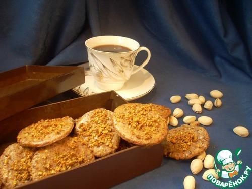 Печенье с фисташками рецепт 30