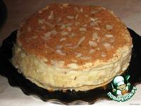 """Торт """"Наполеон классический"""" ингредиенты"""