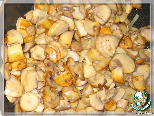 Салат с корейской морковью и грибами домашний рецепт с фото как приготовить #2