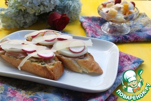 Рецепт Весенний завтрак