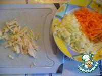 Борщ с фасолью ингредиенты
