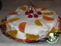 Торт из варенья ингредиенты