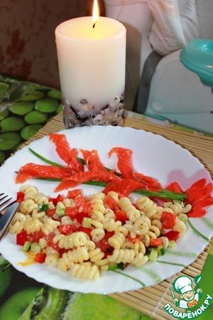 Рецепт Весенняя паста