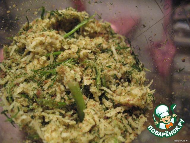 Запечeнная рыба в «зелeной» панировке простой рецепт приготовления с фотографиями как приготовить #1