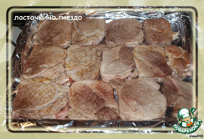 Печенье ласточкино гнездо рецепт с фото
