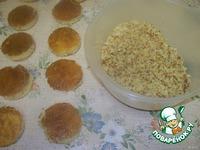 """Пирожные """"Ежики"""" ингредиенты"""