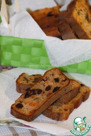 Рецепт Вкусный хлеб к завтраку