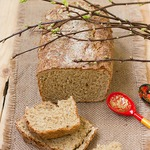 Цельнозерновой деревенский хлеб