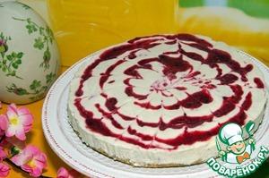 Рецепт Торт семифреддо с ягодами