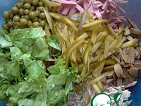 """Салат """"Капризуля"""" ингредиенты"""