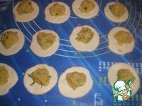 Постные пирожки с чечевицей ингредиенты