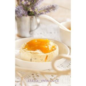 Рецепт Апельсиновые сконы с лавандой