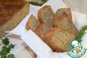 Рецепт Хлеб к обеду пряный