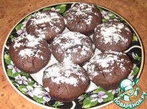 Рецепт Шоколадные мини-суфле