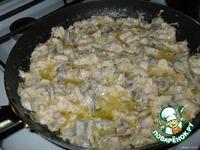 Жульен с курицей и грибами ингредиенты
