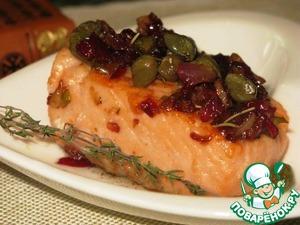Рецепт Эскабече-рыба под маринадом