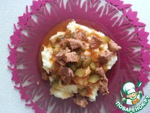 Рецепт Азу из говядины