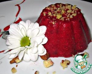 Рецепт Свекольный салат-желе