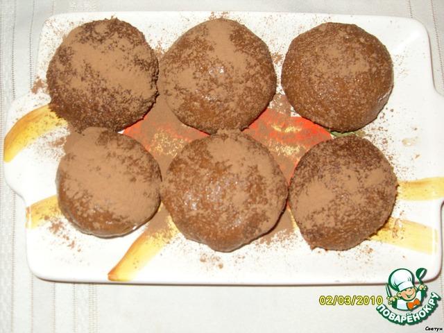 Пирожное картошка рецепт пошаговый рецепт с