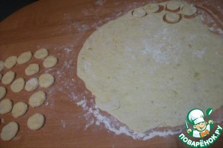 картофельные пышки рецепт с фото