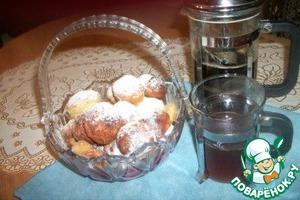 Рецепт Картофельные пышки