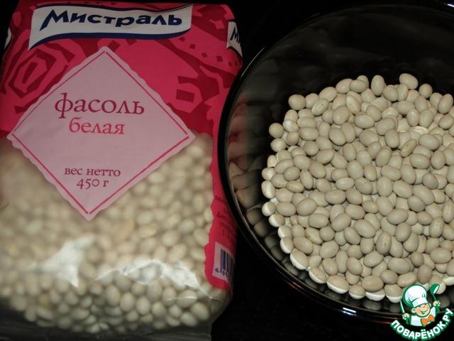 Как правильно варить белую фасоль