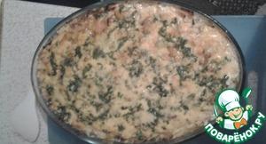 Рецепт Запеканка из капусты и мясного фарша