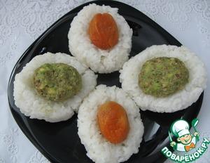 """Рецепт Закуска """"Постные яйца"""""""