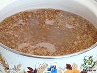 Гречневая каша с грибами и луком ингредиенты