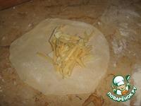 Чебуреки с сыром ингредиенты