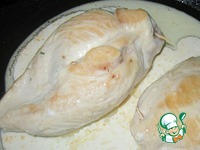 Куриное филе с брынзой ингредиенты