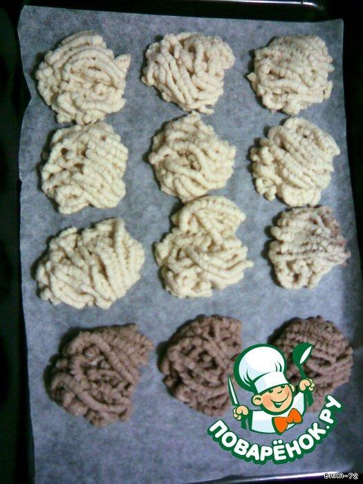 рецепты вкусных печений простых в приготовлении