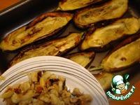 """Баклажаны """"Имам"""" - кулинарный рецепт"""