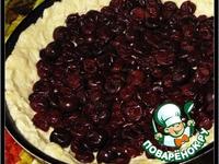 Пирог вишневый ингредиенты