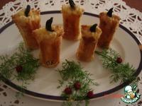 Слоеные свечи ингредиенты