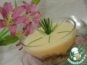 Рецепт Фасолевый крем-суп