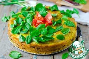 Рецепт Мясной пирог с щавелем